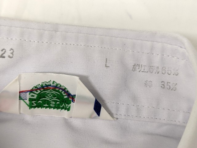 j35 福岡県立東筑高校 ブレザー+半袖・長袖シャツ+ジャンパースカート+ネクタイ/yt2599【25lVG】