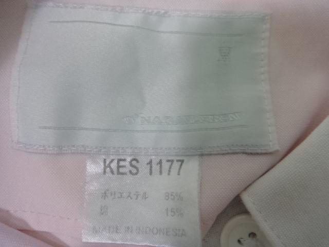 T328 ナース服 看護服 ワンピース ナガイレーベン◆白衣◆エプロン S〜Mサイズ/yt0591【11CB】