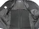 X93/浜松市立湖東中学校■男子学生服 学ラン上着のみ 165B 黒/og0000【27bx】