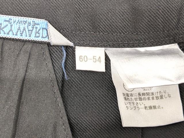 f66 大阪府立成城高校 ブレザー+半袖シャツ+カーデガン+冬服スカート+リボン/yt2204【15LVS】