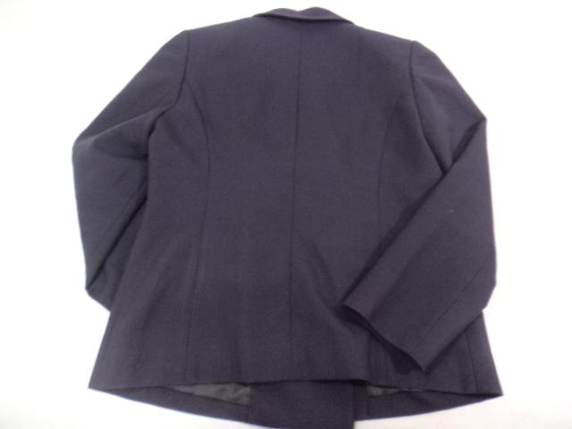 d69 名古屋商業高校 校章付きブレザー+冬服スカート+カーデガン+ブラウス+リボン/yt0229【28SSD】
