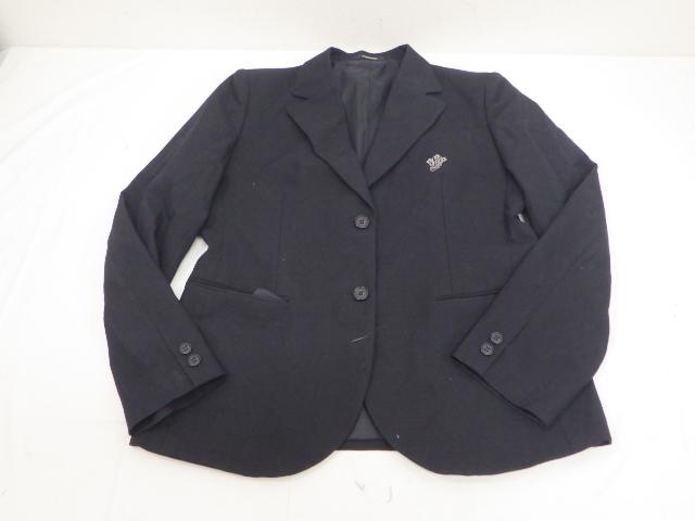 d97 京都西山高校 ブレザー+セーター+冬スカート+リボン/yt2019【2ACHB】