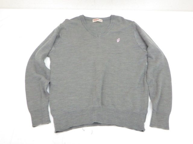 d97 京都西山高校 ブレザー+セーター+冬スカート+リボン/yt2019【1ACHB】