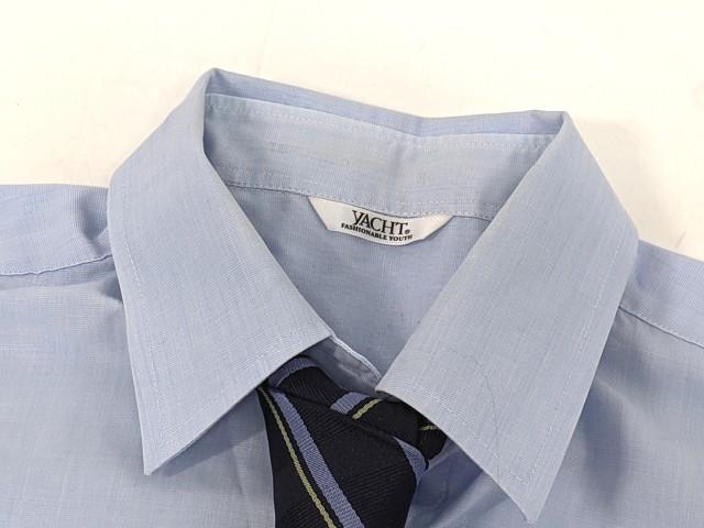 g34 不二女子高校 カーデガン+長袖シャツ+夏服スカート+ネクタイ/yt2308【18XHE】