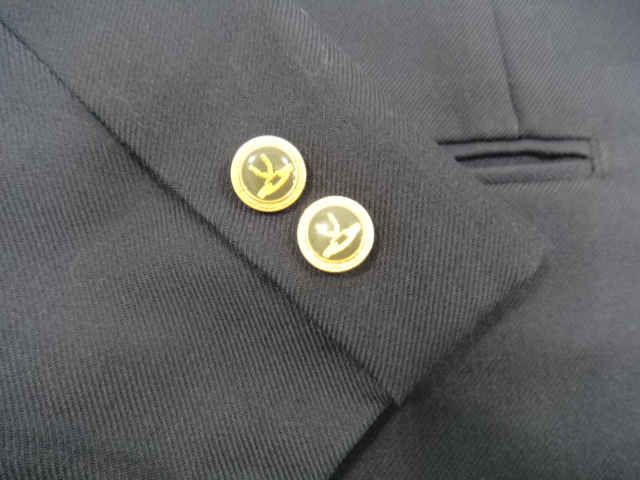 s67 追手門学院高校 ブレザー+長袖シャツ+スカート+リボン/yt0911【17SNE】