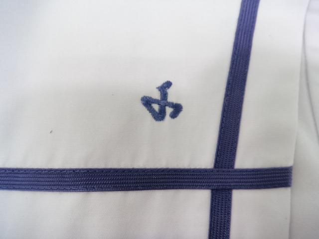 H45●名古屋市立千種中学校●夏セーラー2点 冬スカート 箱ひだ●SS063【5siw】