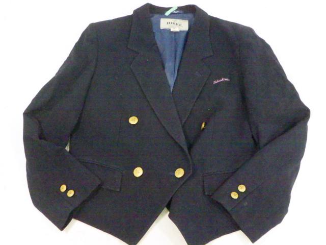 x33 滋賀県立高島高校 ブレザー+冬服スカート/yt1098【7RGY】