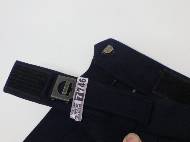 P79 愛知県 天白高校 冬服セーラー服+スカート/yt1541【15OWK】