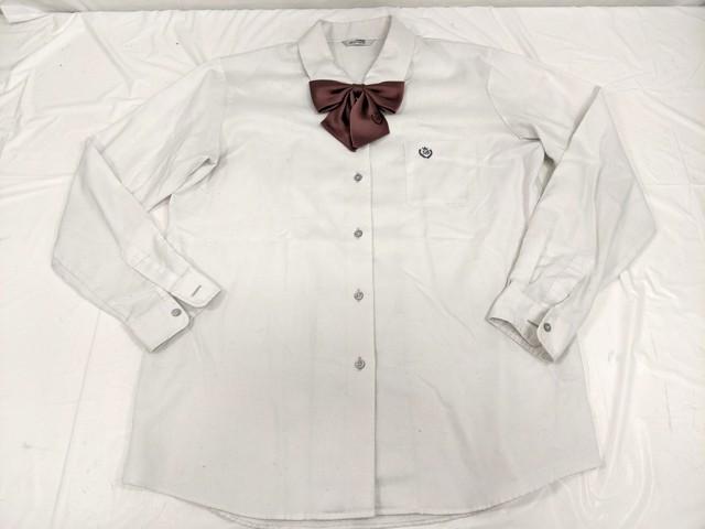 h26 愛知県 同朋高校 半袖ポロシャツ+長袖シャツ+/yt2418【15GER】