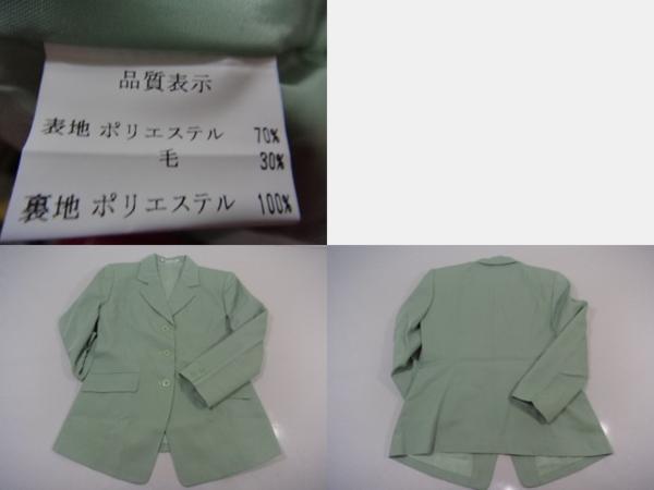 M03/企業制服■三越 オフィスレディー 受付ジャケット7号/3点/9og539【18dk】