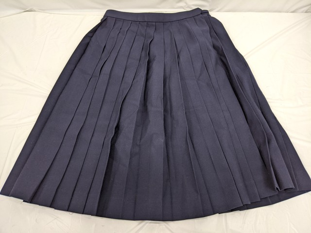 j53 中学校?? 高校?? 夏服セーラー服+冬服スカート/yt2621【4LDE】