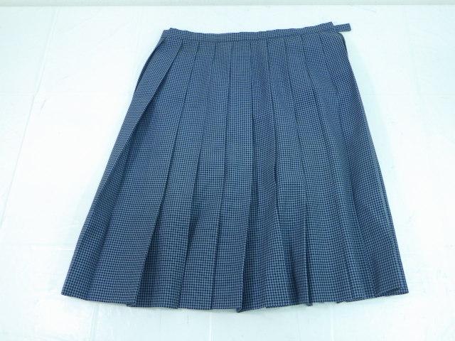 R95 東邦高校 ベスト Lサイズ+夏服スカート/yt1932【7ZVG】