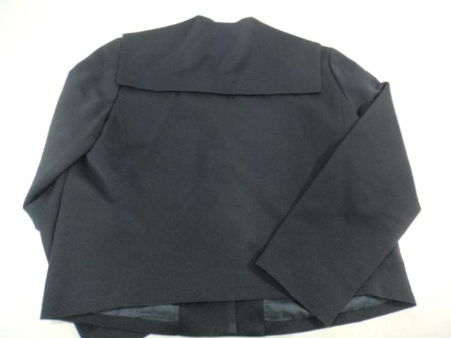b48 中学校 高校 紺セーラー服サイズ165+冬服スカートなど2点/yt0152【5PLO】
