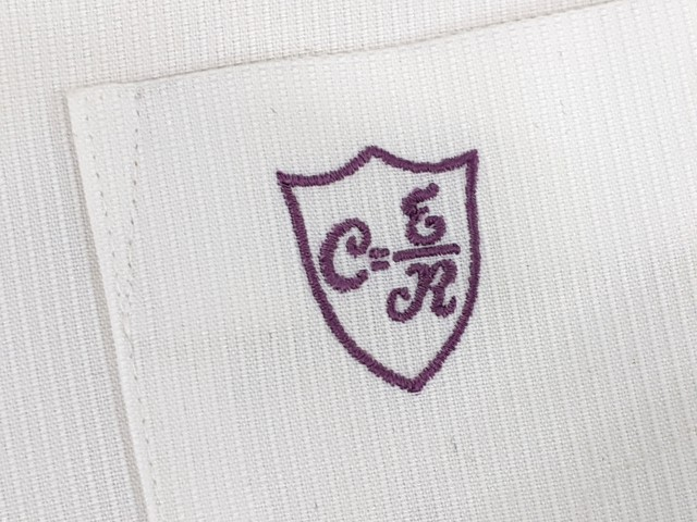 Z23 愛知工業大学名電高校 夏服ブラウス×2点+ダッフルコート??/yt2526【5OJK】