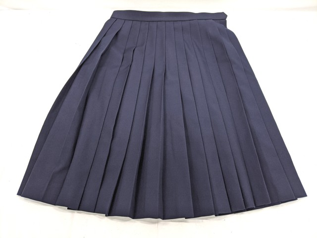 f83 碧南市立東中学校 大きめ 175サイズ 冬服・夏服セーラー服+冬服スカート+スカーフ/yt2225【1XKDG】