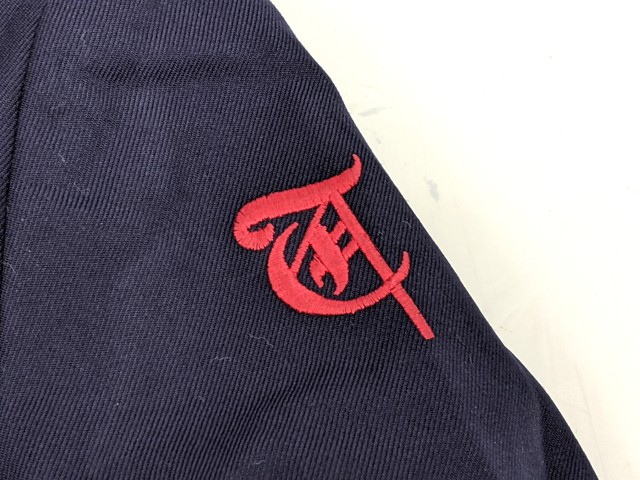 g62 伊丹市立天王寺川中学校 ブレザー+ベスト+冬服スカート/yt2328【7CMV】