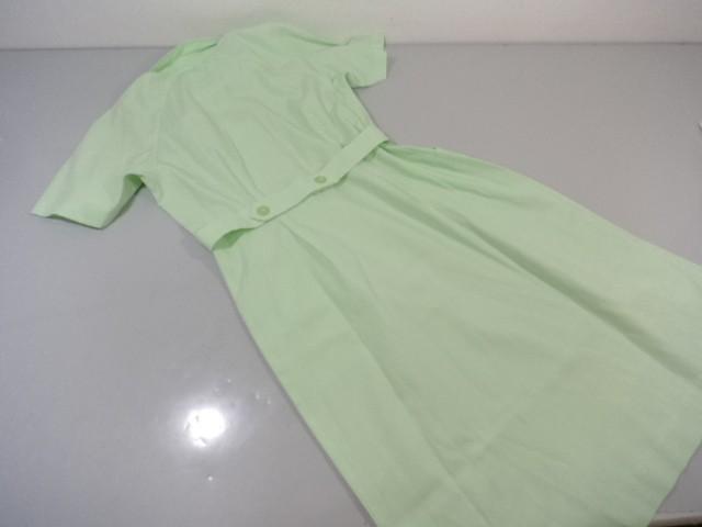 作業服 制服 ナース服 ナガイレーベン ズボン+エプロン 緑 3点セット/10yt366