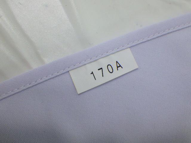 a50 名古屋市立沢上中学校 夏服セーラー服170A+ループタイ/yt1554【4SOR】