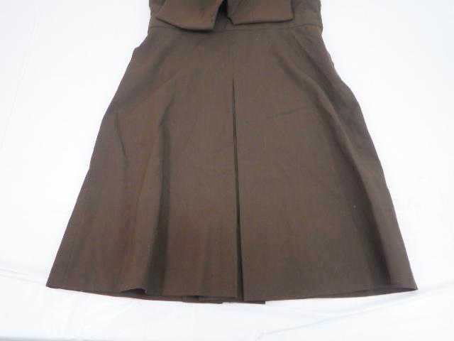 c14 ノートルダム女学院 ジャンパースカート/yt1848【15VKA】