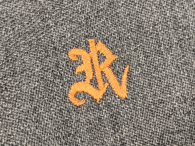 h31 京都府立落西高校 旧モデル 校章付きブレザー+半袖シャツ+冬服・夏服スカート/yt2432【1SKFG】