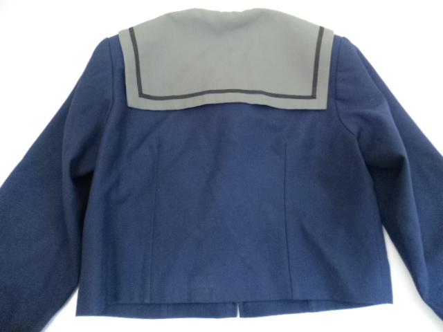 Y03 岩手 北上市立上野中学校 冬服 セーラー服175A スカート/yt0114