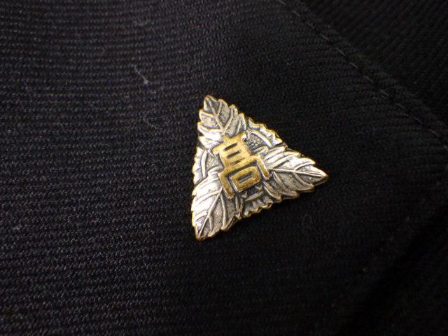 a03 可部高校 校章付きブレザー+夏服・冬服スカート+リボン/yt1944【1AJFE】