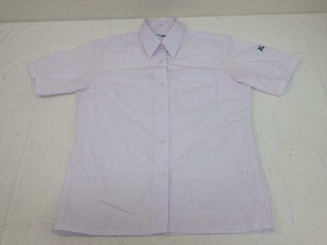 e32 加治中学校 ブレザー165A+ベスト+半袖シャツ+冬服スカート+ネクタイ/yt2055【6HFG】