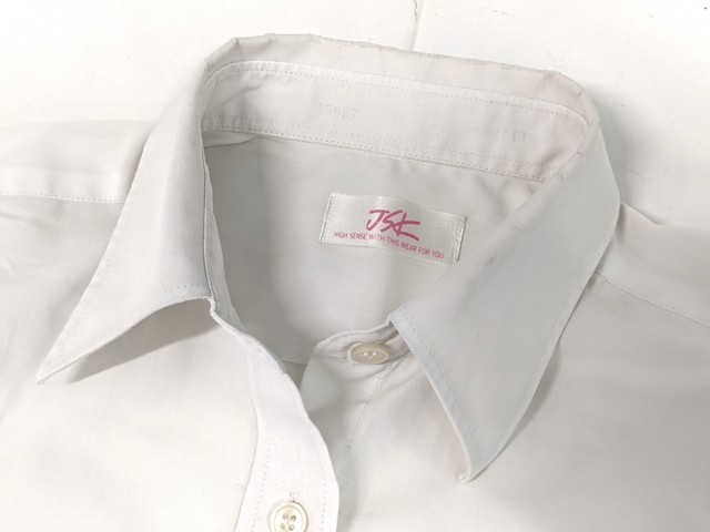 f91 目黒区立大鳥中学校 ブレザー+長袖シャツ+冬服スカート+リボン/yt2233【22XHS】