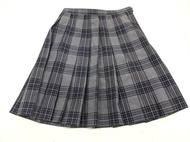 f91 目黒区立大鳥中学校 ブレザー+夏服スカート+ネクタイ/yt2234【15KDO】