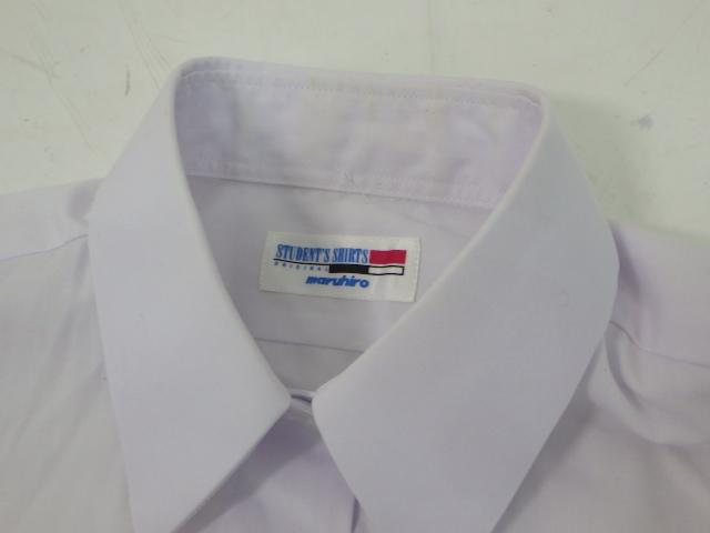 e32 加治中学校 ブレザー165A+ベスト+半袖シャツ+冬服スカート+ネクタイ/yt2059【1SHED】