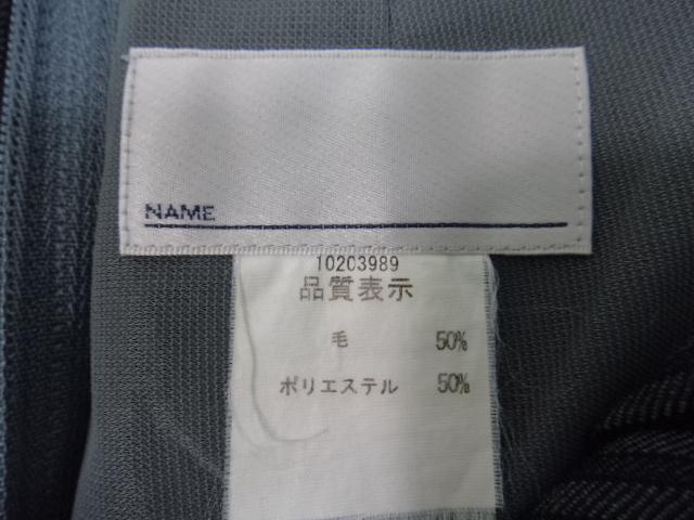 j60 愛媛県 川之江高校? ブレザー サイズ170A+冬スカート+ネクタイ/yt0412【5thn】