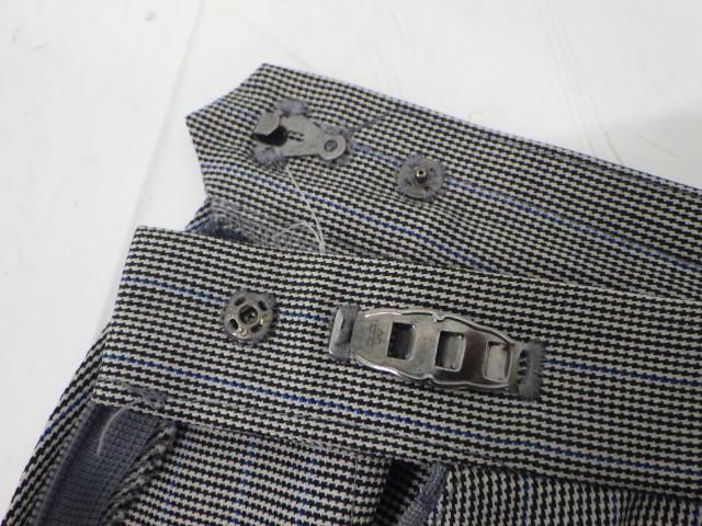 U53 中京大学附属中京高校 ブレザー+カーデガン+冬服スカート+ネクタイ /yt2060【12DHF】