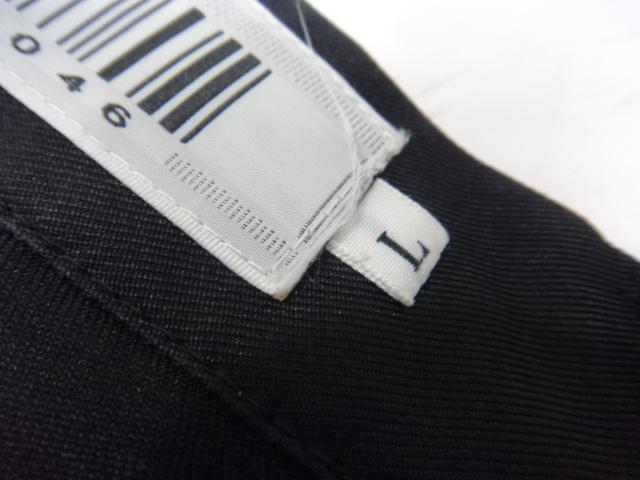 j60 マクドナルド クルー制服 作業服 半袖シャツ+長ズボン▼サイズL/yt0415【1TMNE】