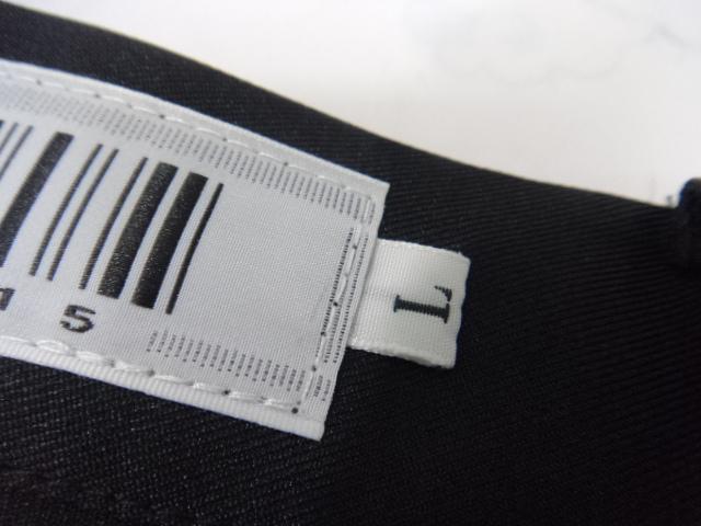 j60 マクドナルド クルー制服 作業服 半袖シャツ+長ズボン▼サイズL/yt0416【17tnm】