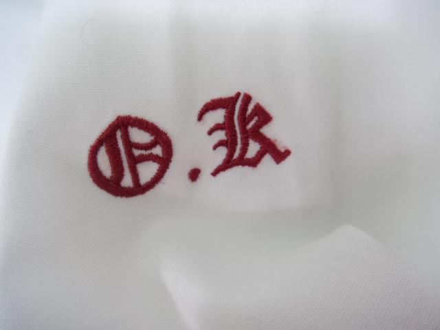 r85 福岡県立折尾高校 ブレザー155B+長袖シャツ+冬服スカート/yt0828【17FEY】