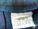 b48/高校・中学校・学校名不明■冬?スカート チェック柄/og0126【15EF】