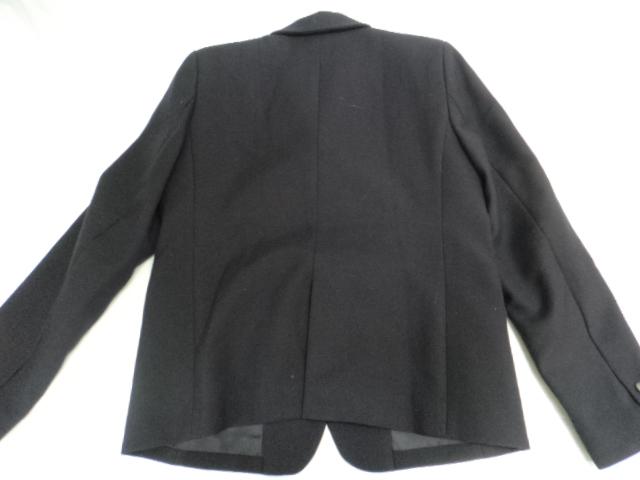 F35 愛知県 啓成高校 ブレザー160A+長袖シャツ+冬服スカート+校章/yt0710【1yGNB】