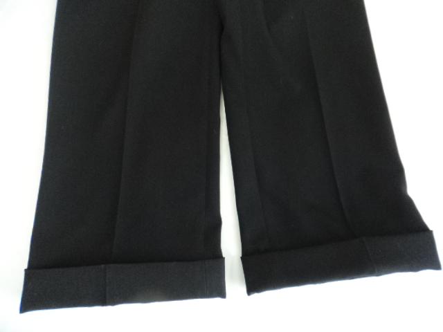 e70/中学校・高校■男子学生服 学ラン 冬ズボンのみ W70/og0221【22HS】