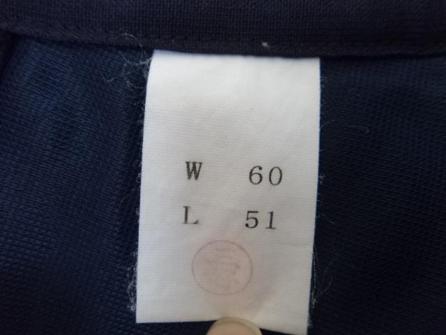 g44 愛知県立新城東高等学校 夏服上下セット セーラー服 サイズ160A+スカート/yt0304【6QHH】