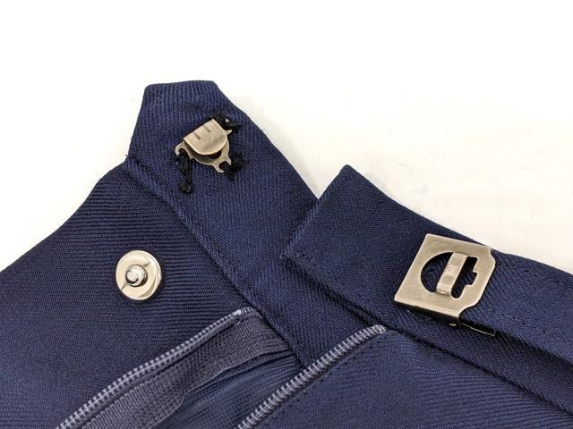 j86 中学校?? 高校?? ブレザー+長袖シャツ+冬服スカート+リボン/yt2648【12OXS】