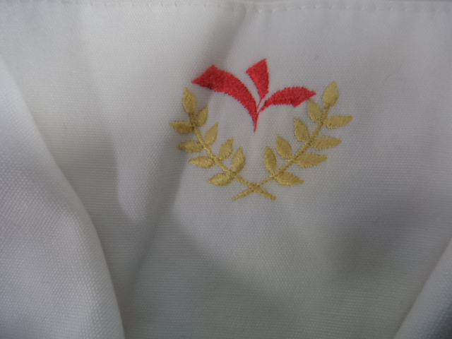 T229 京都光華中学校 ブレザー+夏服ブラウス+スカート▼3点セット/7yt064