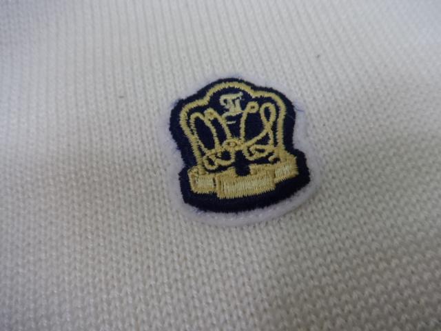 j60 徳島県立 板野高校 長袖ブラウス+セーターサイズLL・3L/yt0423【4tkk】