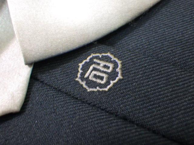 S35 名古屋女子高校?? 中学校?? 冬服セーラー服+冬服スカート+リボン/yt1960【5EWIR】