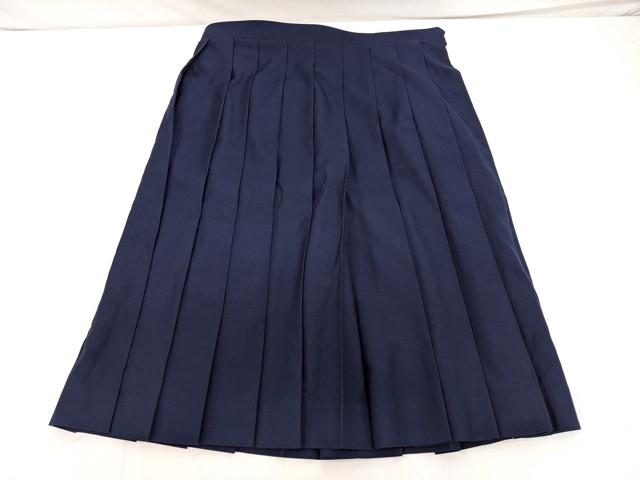 j86 東京 東陽中学校 ブレザー+長袖シャツ+冬服スカート+リボン/yt2651【12SDF】