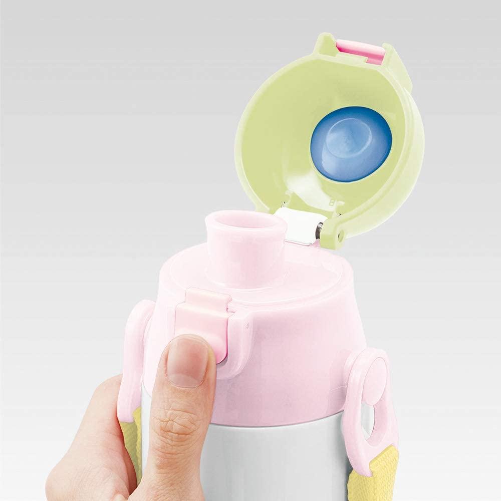すみっコぐらし20 2WAYステンレスボトル カバー付き キャラクター コップ付きステンレス水筒 スケーター KSKDC6 482908