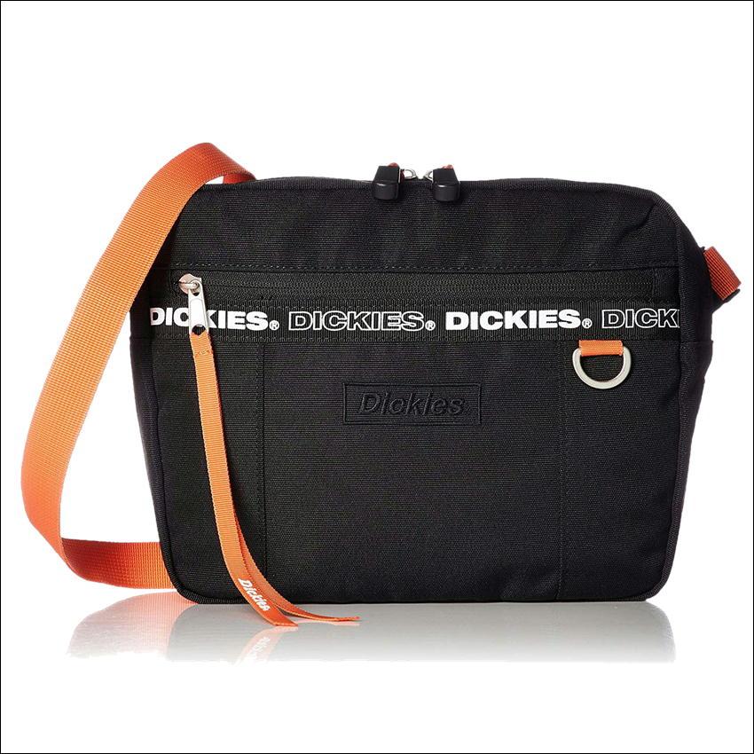 ディッキーズショルダー シンプルロゴ斜め掛けバッグ ユニセックスブランドショルダーバッグ 14504300