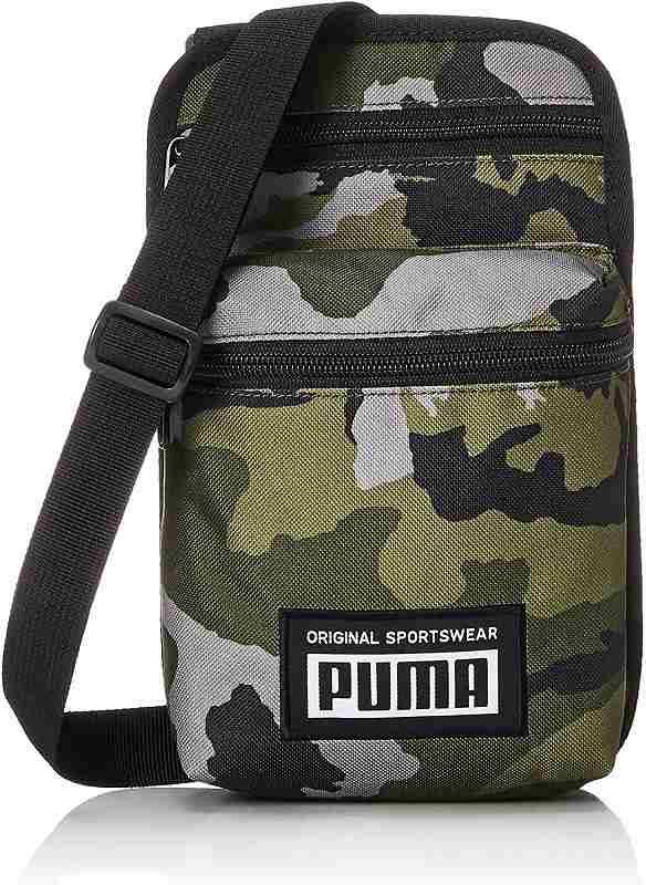 Pumaショルダーバッグ ポーチ プーマ アカデミー ポータブル サコッシュバッグ ブランドバッグ 077304