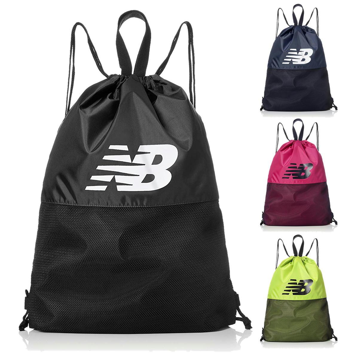ニューバランス ジムサック ナップサック ブランドバッグ new balanceスポーツバッグ JABP8535