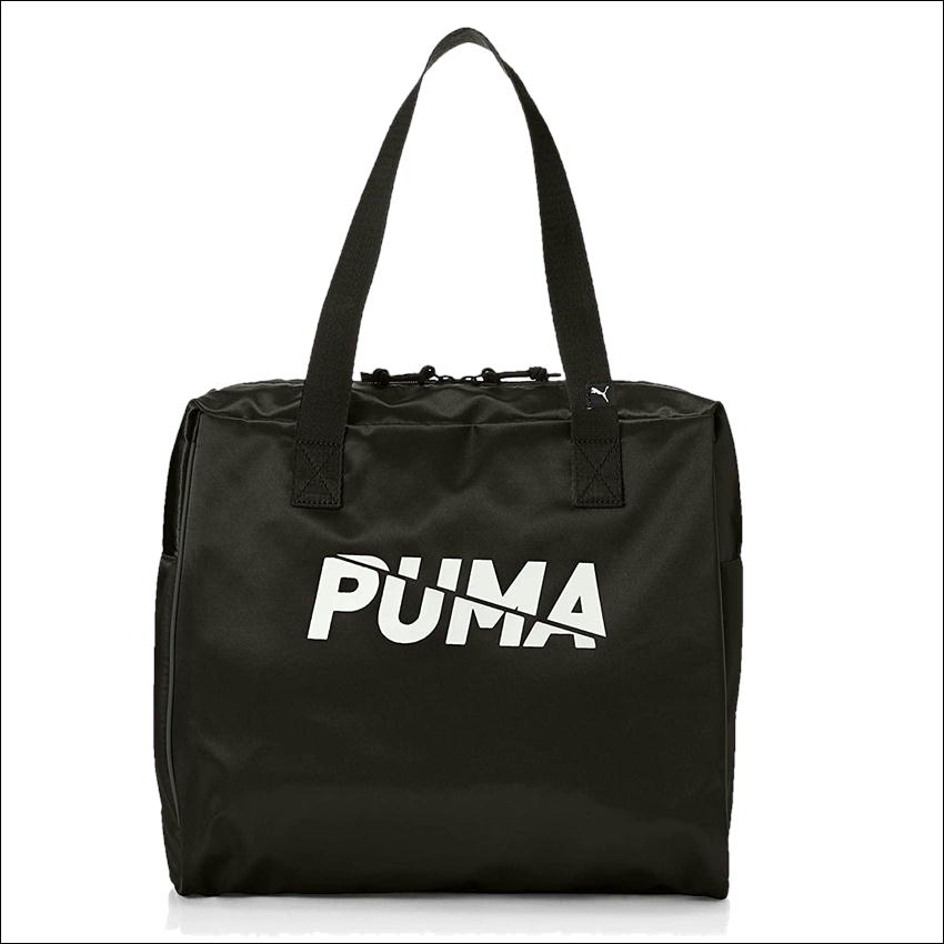 PUMAラージショッパー  プーマトートバッグ ウイメンズコアベース ブランドレディースバック 077377