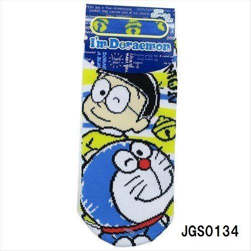 ドラえもん レディースソックス 婦人靴下 キャラクター ソックス 22〜24cm ジェイズプランニング JGS 靴下 レディース 婦人 ジュニア